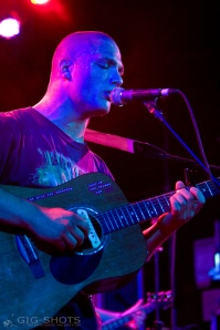 Cosmo Jarvis live at Manchester Academy