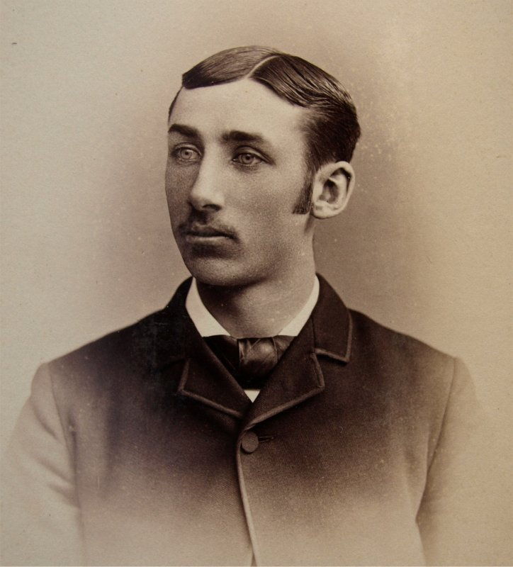 George Washington-Plunkett (As photographed in 1898)