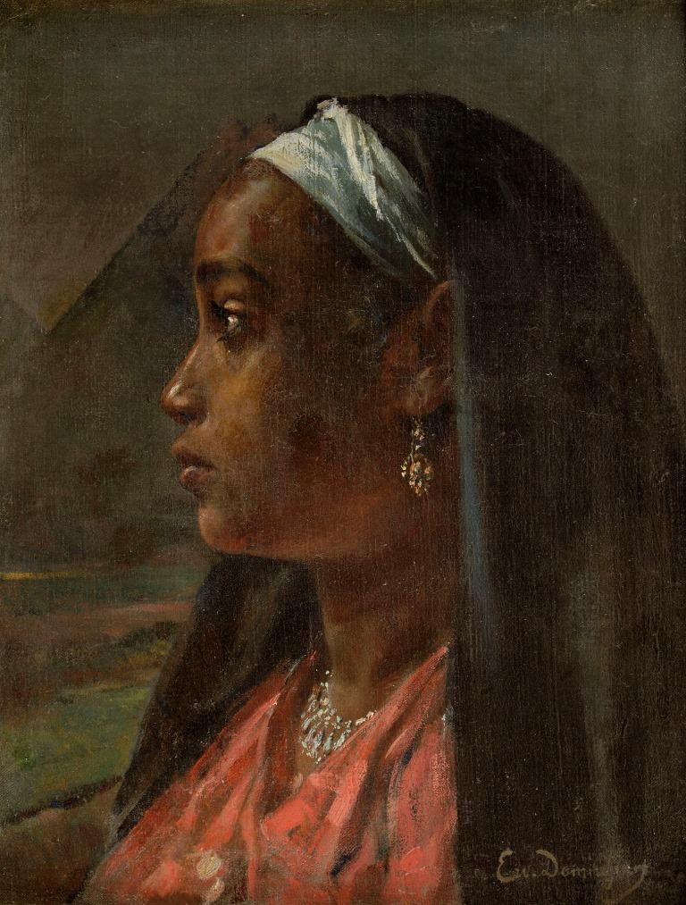 Ervand Demirdjian's Nubian Girl