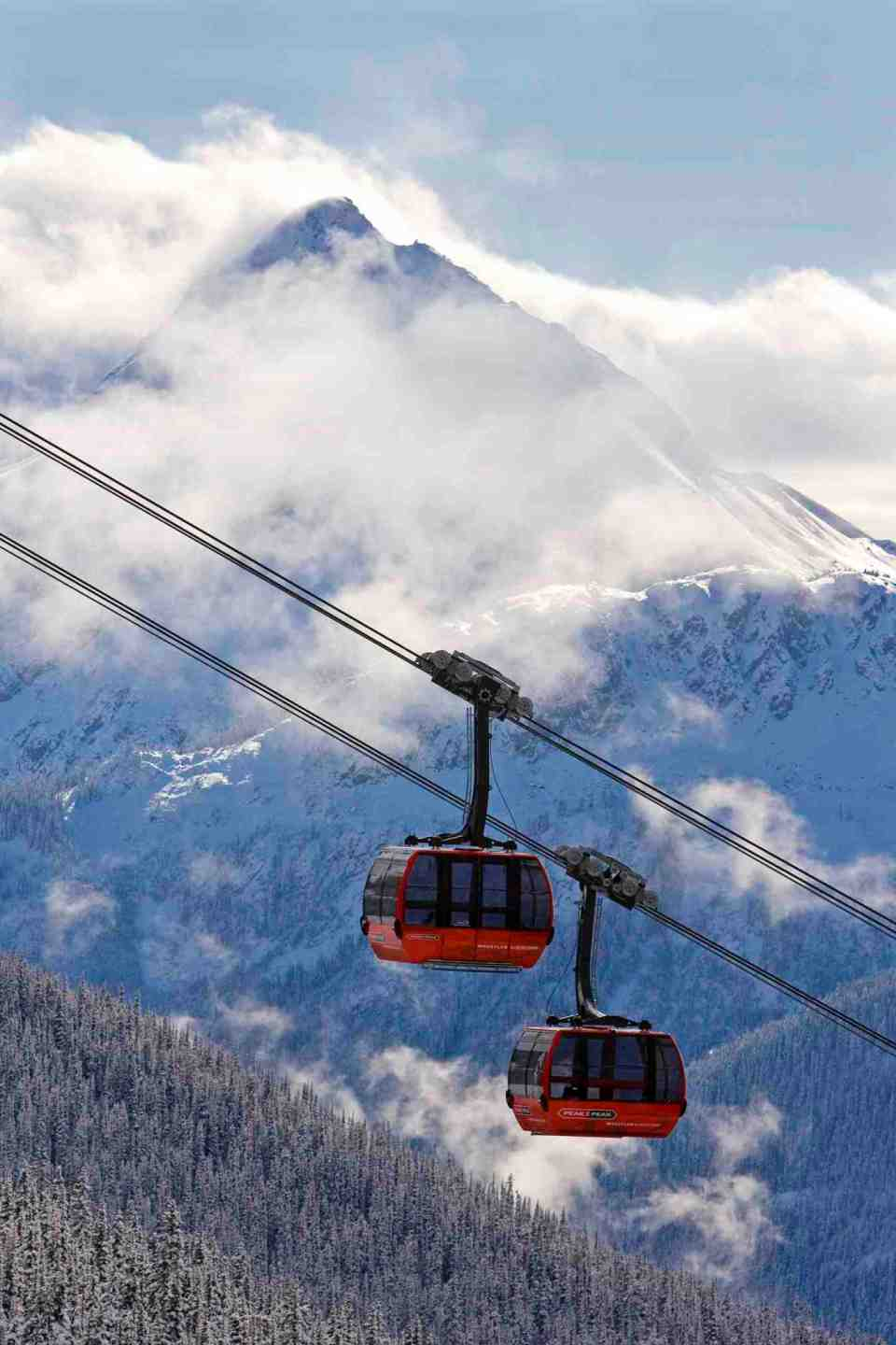 Peak2Peak gondolas near ready for season WhistlerBlackcomb